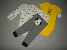 NWT, Baby boy clothes, Newborn, Carter's 3 piece set