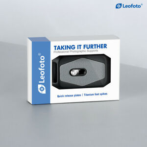 Leofoto NP-65 QD Quick-Release Plates 65mm plate for Camera