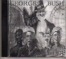 (CT907) George Bush, George Bush EP - 2003 DJ CD