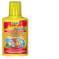 Tetra Aquasafe Acuario tratamiento Coldwater Tap Safe Acondicionador Goldfish 100ml