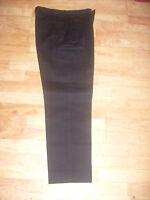 Flame fire retardant Ladies black combat work trousers Size 8/10/12 NEW