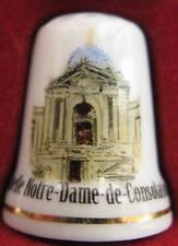 Dé à coudre Chapelle Notre Dame de Consolation Paris #45