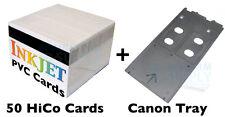 Inkjet PVC ID Card Kit - Mag Stripes - Canon MG6120,MG8120,ip4920,ip4820 & more