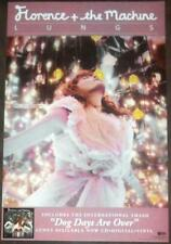 FLORENCE+THE MACHINE Lungs Ltd Ed Discontinued RARE New Poster+FREE Indie Poster