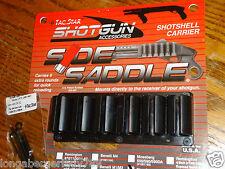 TACSTAR MOSSBERG 930 935 6 SHOT SIDE SADDLE TATICAL SHOTGUN SHELL HOLDER CARRIER