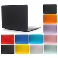 -Matte Case Laptop Cover Full Protection For MacBook Pro 13 15 A1989 A1990 2018/