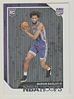 2018-19 Panini Hoops #258 MARVIN BAGLEY III RC Rookie KINGS QTY AVAILABLE