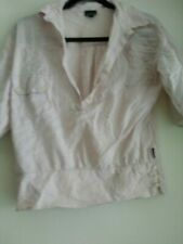 Blouse Rose Tendre Taille S marque Calvin Klein