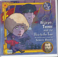 Simon Brett Blotto Twinks & The Heir To Tsar 6CD Audio Book Historical Crime