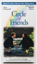 Circle of Friends (1995) VHS Tape Maeve Binchy Minnie Driver Chris O'Donnell NEW