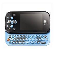 LG KS360 Aqua Blue Blau QWERTY Tastatur Ohne Simlock NEU