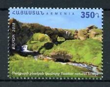 Armenia 2018 MNH Bridges Europa Tsakkar Natural Bridge 1v Set Stamps