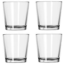 PC glass double old fashioned glasses lead free crystal 300ml 4pc set paypal