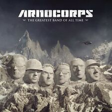 ARNOCORPS - THE GREATEST BAND OF ALL TIME   CD NEU