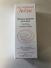 Eau Thermale AVÈNE soothing Moisture mask 50 ml sensitive skin FREE POST