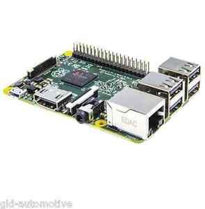 Raspberry Pi 2 Tipo B processore quad-core 4 porte USB porta Full HDMI Ethernet