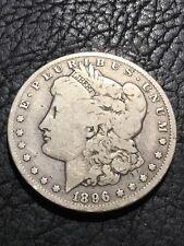 1896-O Morgan Dollar - VG+      INV#6137