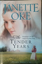 Prairie Legacy: The Tender Years 1 by Janette Oke (2008, E-book, Reprint)