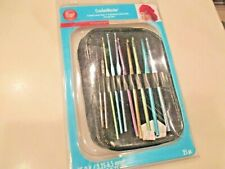 Boye The Crochet Master 25 Piece Hook Set New in packaage