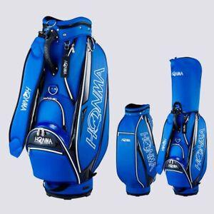 *SALE* Honma Pro Sports Caddie Cart Bag CB12020 Blue - 9 Inch - Unisex