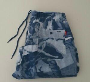FW17 Supreme Michelangelo skate pant navy size L large pants trousers