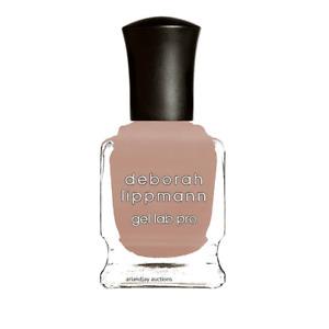 NIB Deborah Lippmann Gel Lab Pro Nail Polish Shape of You Cream
