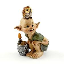 Miniature Fairy Garden Pixie Gardening w Shovel and Bucket To 4381 Gnome Garden