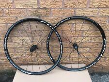 Fulcrum Sport Disc Brake 700c Road Cyclo cross Wheels Quick Release 6 Bolt