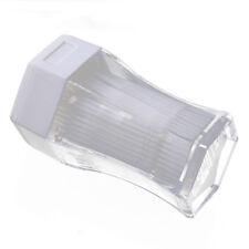 1Set Double Head Interdental Brush Toothpick Dental Flosser With Hexagon Box BM