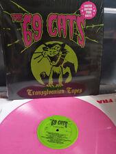 THE 69 CATS - Transylvanian Tapes Pink Vinyl ( Head Cat 69 Eyes Wanda Jackson )