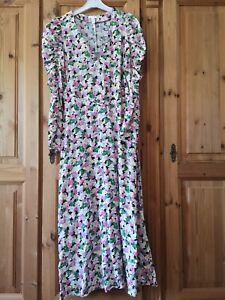 H M Damenkleider Mit V Ausschnitt In Grosse 42 Gunstig Kaufen Ebay