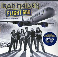 IRON MAIDEN - FLIGHT 666 LIMITED ED. PICTURE DISC- 2  LP VINILE NUOVO SIGILLATO