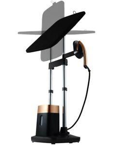 Tefal IXEO All-in-One Garment Solution - Black/Copper QT1020 - NEW