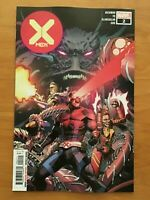 X-MEN #2  Yu Main Cover 1st Print Hickman Marvel 2019 NM