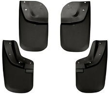 HUSKY LINERS Mud Flap Guards 11-15 FORD F250 F350 w/ FENDER FLARES (FRONT REAR)