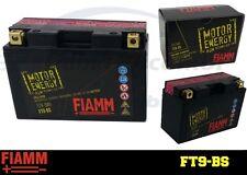 FT9-BS BATTERIA SCOOTER YAMAHA T-MAX TMAX 500 (01-07) FIAMM + LIQUIDO