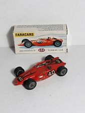 Faracars 101 1:43 - Turbine car Indianapolis 1967 - made in France - with box