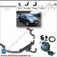 AHK ES7 Citroen Xsara Picasso Bj.1999-2010 Anhängevorrichtung Anhängerkupplung