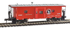 Walthers HO Scale International Bay Window Caboose Great Northern/GN #X-184