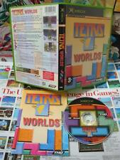 XBox:Tetris Worlds [TOP & 1ERE EDITION] COMPLET - Fr