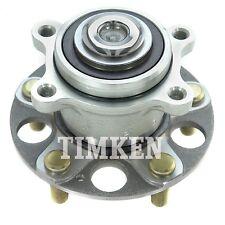 For Acura Honda Accord Hybrid Rear Wheel Bearing & Hub Assembly Timken HA590019