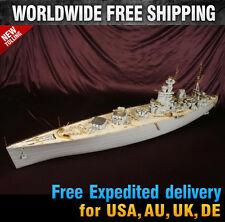 <Hobby365> New 1/200 HMS NELSON DX PACK for Trumpeter by MK.1 Design #MD20010