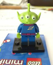 NEW OPEN LEGO DISNEY Series 71012 Collectible Minifigure - Toy story Alien