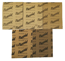 GASKET PAPER MATERIAL - OIL & WATER RESISTANT,FLEXOID  5 X 290MM X 180MM SHEETS