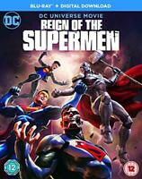 REIGN OF THE SUPERMEN [DVD]