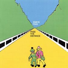 Simon Finn - Pass The Distance (LP Miniature) Korea Sealed CD