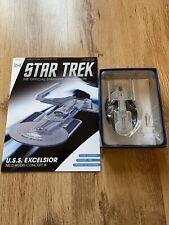 More details for star trek eaglemoss ~ issue 164 ~ uss excelsior (nilo rodis concept lll )