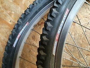 Ritchey Retro Oldskool Tyres 90s- Excellent Condition (Mad Max & Climb Max) pair