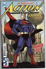 ACTION COMICS #1000 DC Superman Brian Michael Bendis Jim Lee VARIANT COVERS SET!