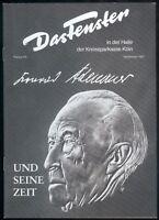 Das Fenster, Sept. 1987, Ausgabe der Kreissparkasse Köln
